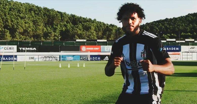 Beşiktaş'ın yeni transferi Rosier: Böyle bir şehirde oynamak güzel bir duygu olacak!