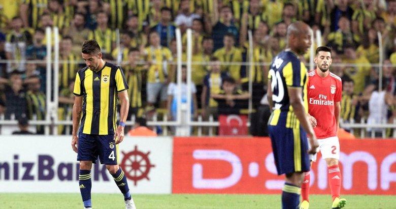 Fenerbahçeden Şampiyonlar Ligine erken veda