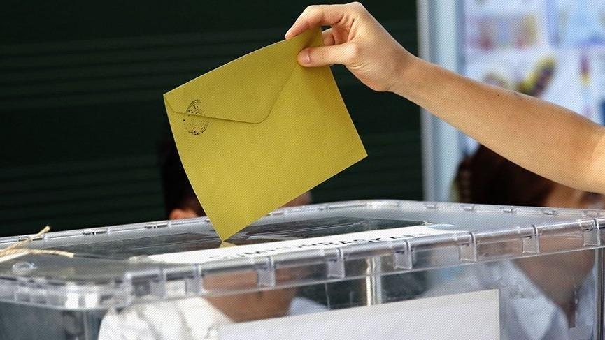 Nerede oy kullanacağım? YSK seçmen sorgulama ekranı