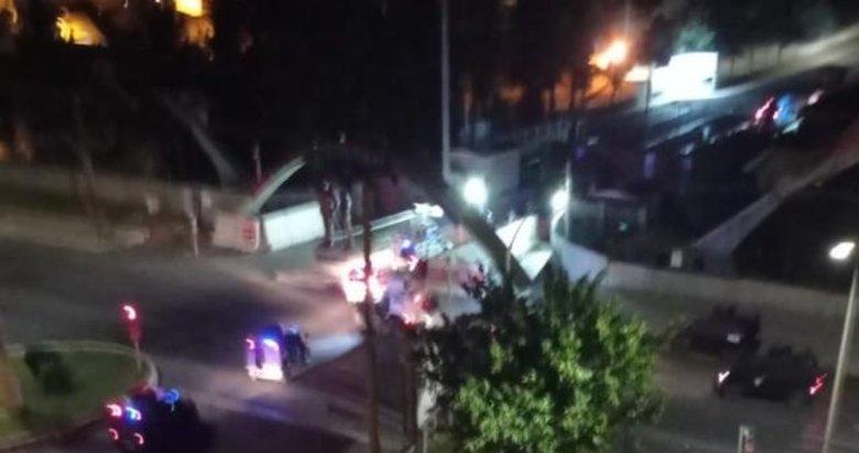 Son dakika: Diyarbakır'da askeri tesise saldırı