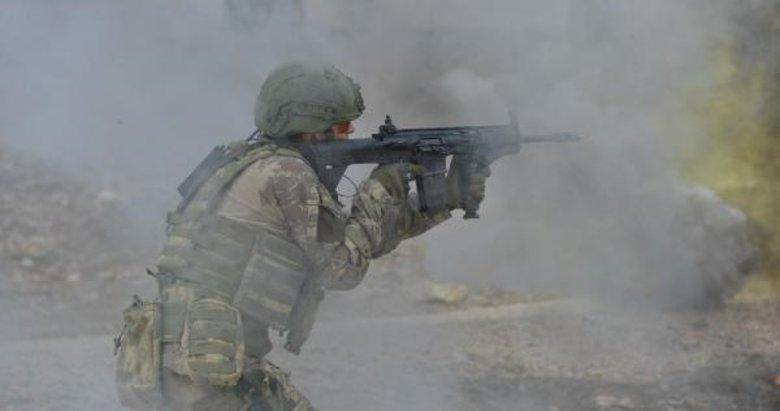 MSB: 18 PKK/YPG'li terörist etkisiz hale getirildi
