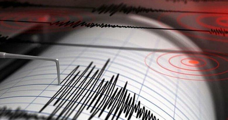 SON DAKİKA... Ege'de bir deprem daha!