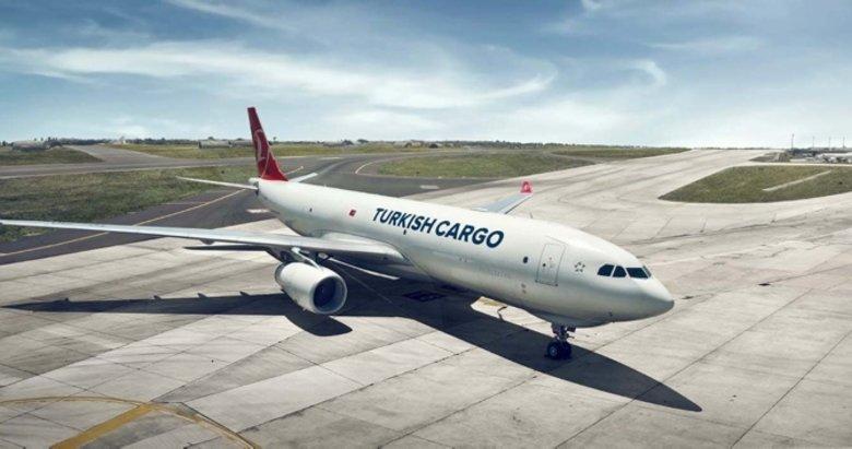Dünyada her 20 hava kargodan biri Turkish Cargo ile taşındı