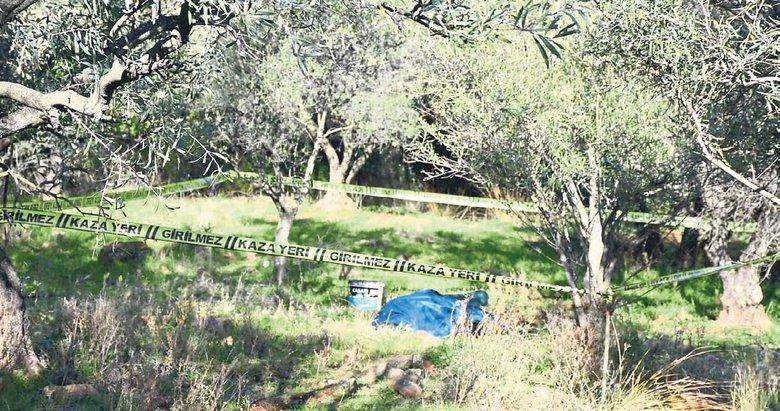 İki çiftçi tarlasında ölü bulundu
