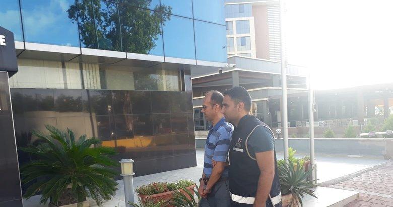 Antalya polisinden kaçış yok