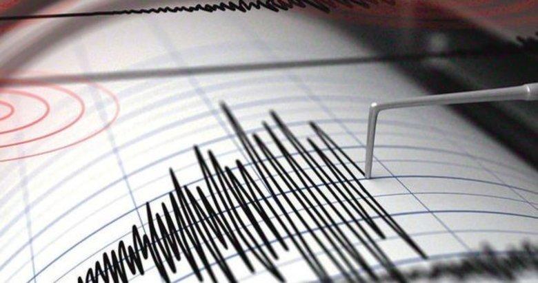 Son dakika: Datça'da deprem!