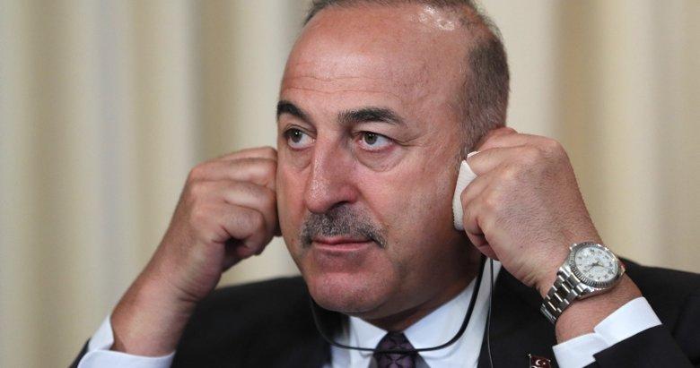 Dışişleri Bakanı Çavuşoğlu: İdlibde askeri bir çözüm felaket olur