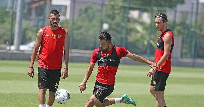 Göztepe'de Fenerbahçe hazırlıkları tamam