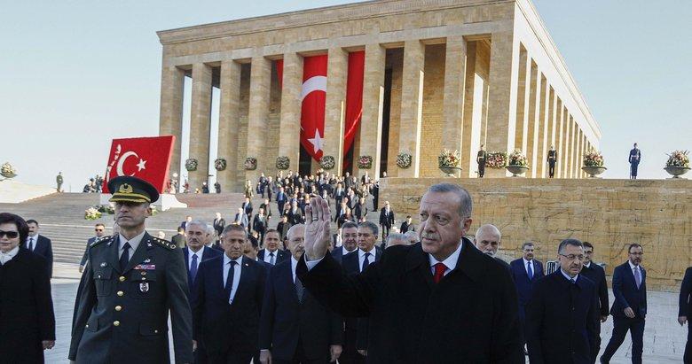 Atatürk'ü istismarcı zihniyete terk etmeyiz