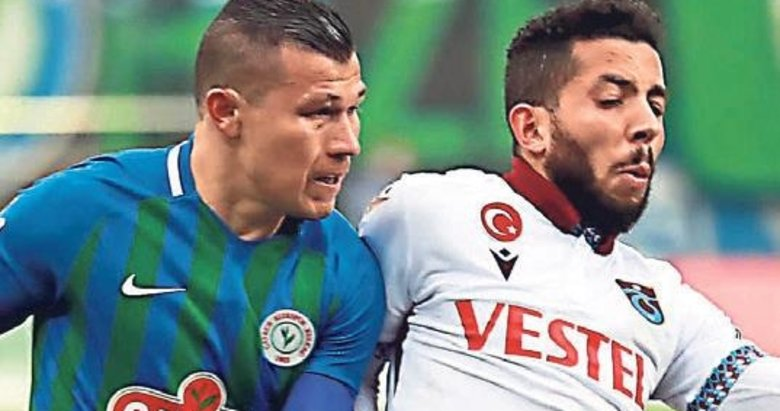 Trabzon tekliyor