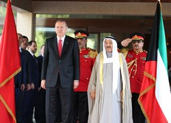 Kuveyt medyasından Cumhurbaşkanı Erdoğanın ziyaretine yoğun ilgi