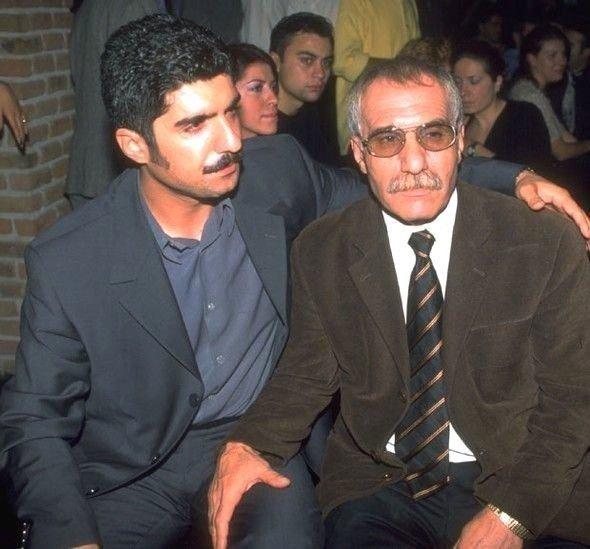 Kuruluş Osman dizisinin Osman Gazi'si Burak Özçivit'in babasını görenler inanamadı!