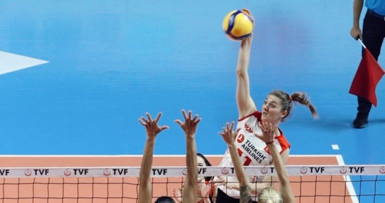 Türk Hava Yolları, 2020 CEV Challenge Kupası'nda son 16 turuna kaldı
