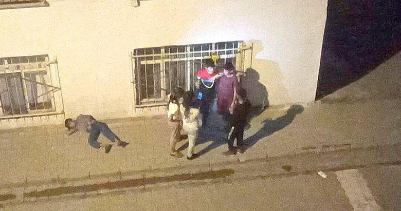 Balıkesir'de çocukların cadde ortasında nargile içtiği görüntüler 'pes' dedirtti