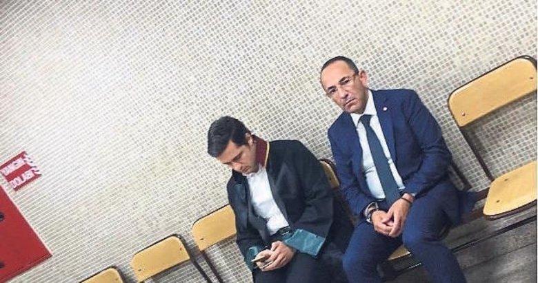 FETÖ'den tutuklanan Urla Belediyesi eski Başkanı Oğuz hakim karşısında!