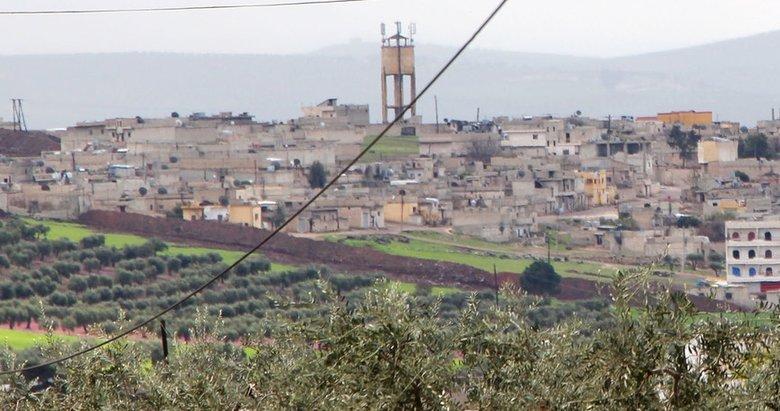 Son dakika: TSK, Afrin'e havadan bu bildirileri attı