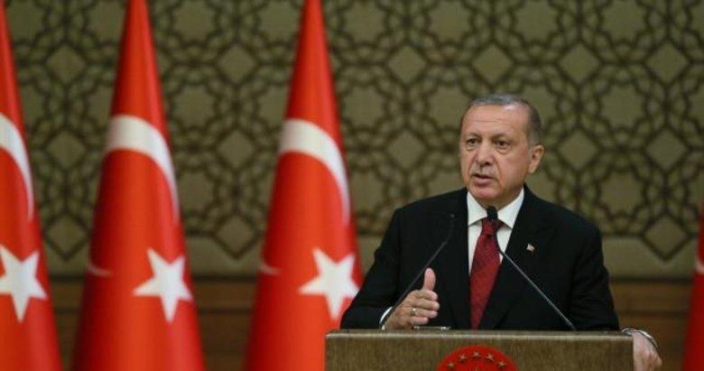 Başkan Erdoğan'dan Ersin Tatar'a tebrik telefonu