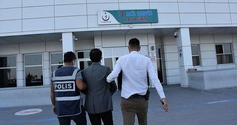 Denizli'de FETÖ üyeliğinden hapis cezası alan firari hükümlü yakalandı