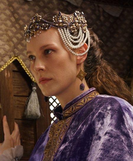 ATV'nin sevilen dizisi Kuruluş Osman'ın Mari Kosses'inden özel açıklamalar