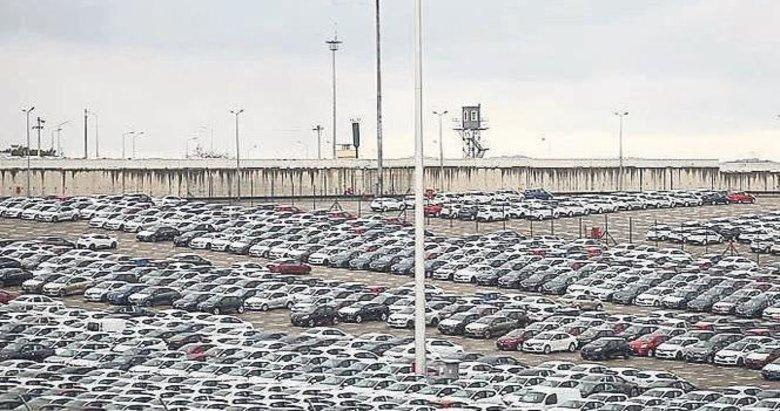 Otomotiv ihracatında yüzde 5'lik artış yaşandı