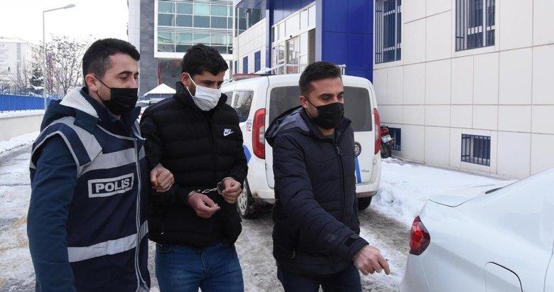 Irak uyruklu şahıs, yolcu otobüsündeki 2 kadına cinsel tacizden gözaltına alındı