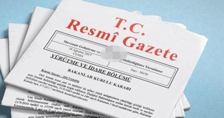 Görevde yükselmelerine karar verilen hakim ve savcıların listesi Resmi Gazete'de yayımlandı