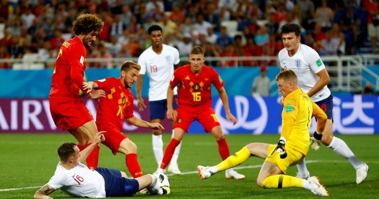 Belçika, Dünya Kupasında üçüncü oldu