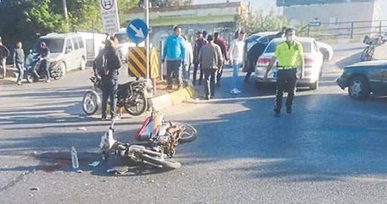 Kazada yaralanan Uğur ölüme 10 gün direnebildi