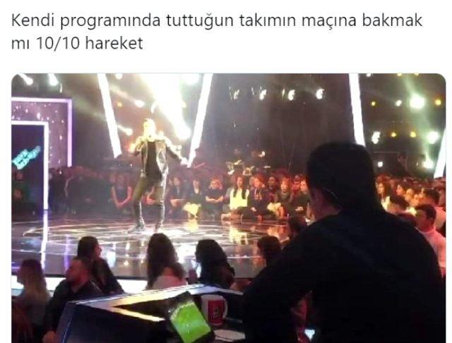 Acun'un O Ses Türkiye finalindeki görüntüsü olay oldu