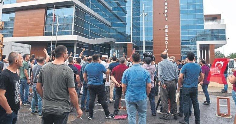 İzmirli pazarcılara icra tehdidi