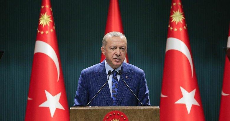 Başkan Erdoğan'dan Çevre Günü mesajı!