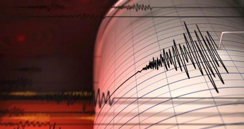 Son dakika: Muğla'nın Datça ilçesi açıklarında 4,2 büyüklüğünde deprem