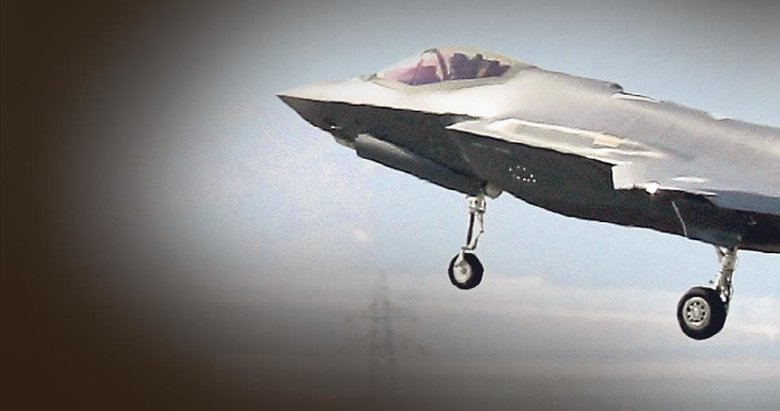 F-35 üretiminde kilit ülke Türkiye