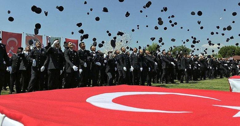 Aydın POMEMde mezuniyet heyecanı