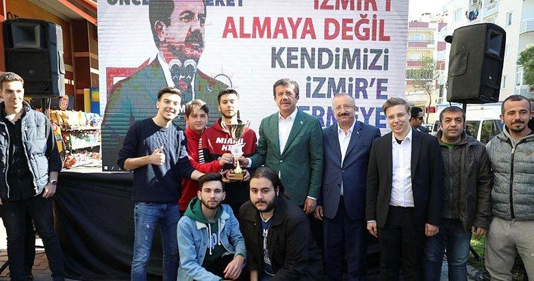 Zeybekci: Belediye bünyesinde bir e-spor kulübü kurulmasını sağlayacağız
