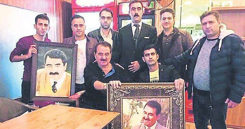 İbo'ya İran'dan hayran akını