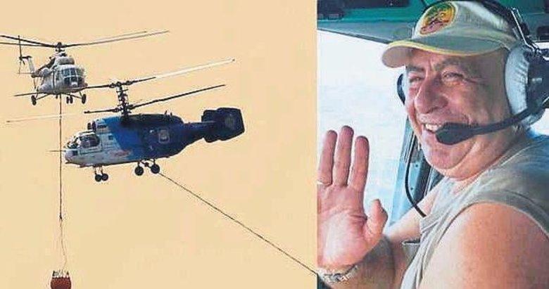 Kahraman pilot yarın Ukrayna'ya uğurlanacak