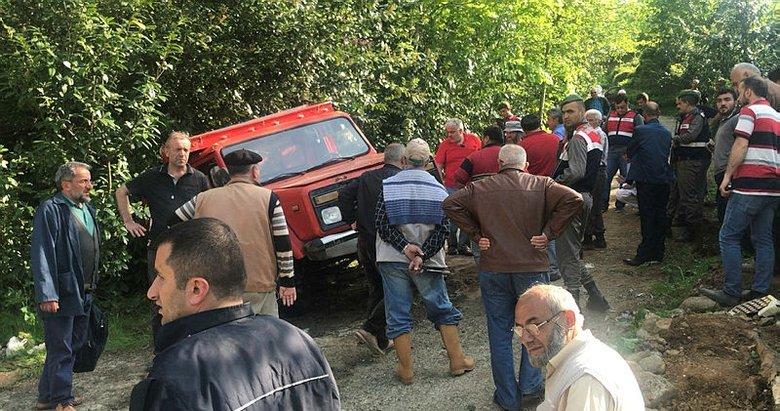 Rizede piknik dönüşü kaza: 25 yaralı