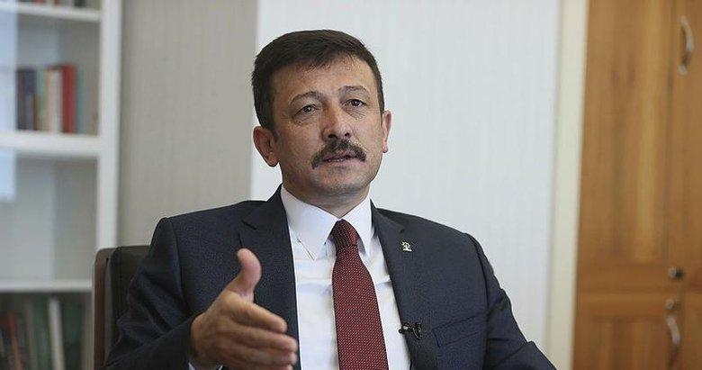 AK Partili Dağ'dan Tunç Soyer'e tepki: Daha dün HDP ile miting yapmak İzmirliler adına size yakışıyor mu?