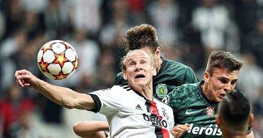 Beşiktaş, Sporting Lizbon'a farklı yenildi