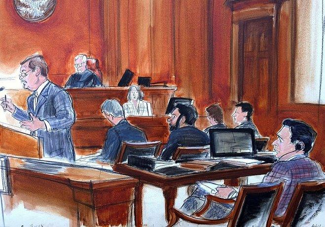 ABDdeki kumpas davasında karar açıklandı
