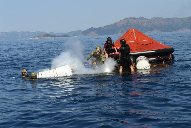 Kurtaran-2019'da Denizaltı Tahliye ve Kurtarma Yardım Timi göz doldurdu