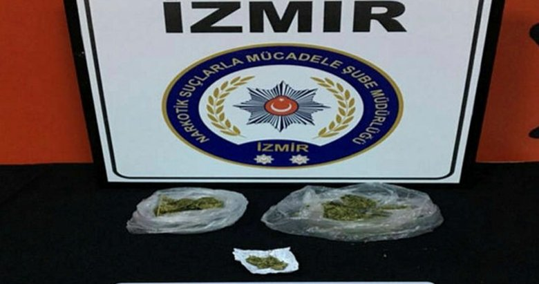 İzmir'de uyuşturucu operasyonunda şoke eden ayrıntı!