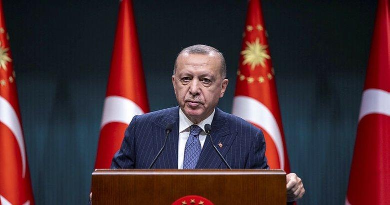 Son dakika: Başkan Erdoğan'dan kritik açıklamalar! Bayram öncesi emeklilere peş peşe müjdeler