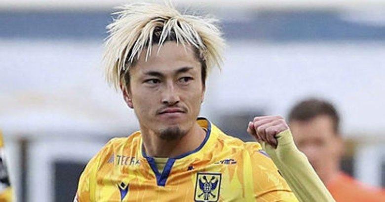 Altay'a Japon golcü