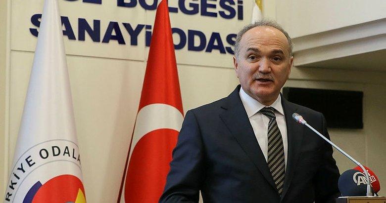 Bakan Özlü: İzmiri teknoloji üssü yapmak için fikri katkı bekliyoruz