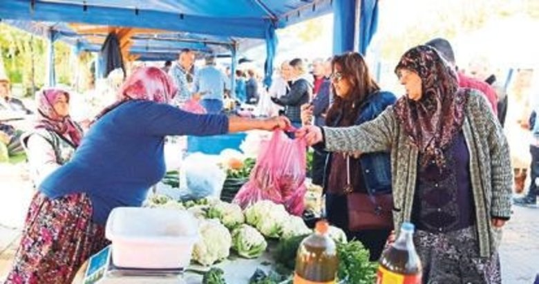 Köy pazarlarına turistik geziler
