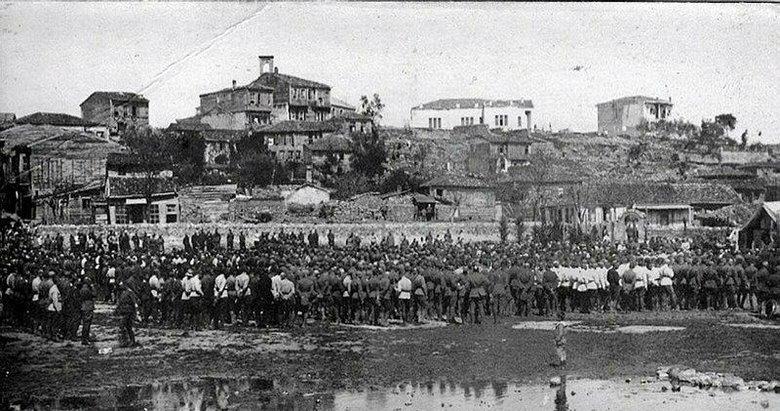 Gelibolu tarihine ışık tutan yeni fotoğraflar! Rus arşivinden çıktı
