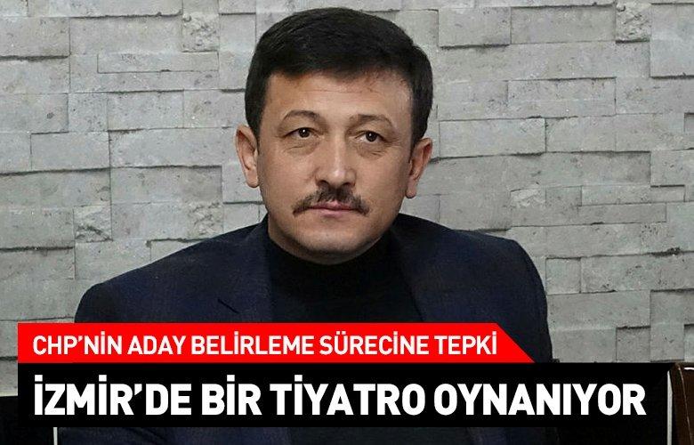 Allah kimseyi CHP'de aktif siyasetçi yapmasın