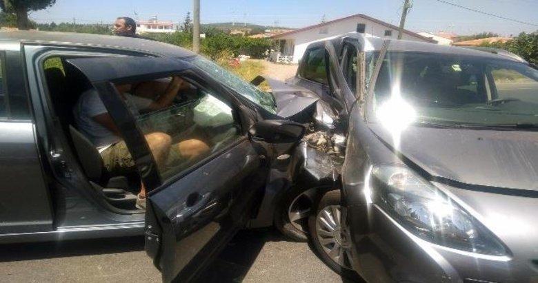 Datça'da feci kaza: 4 yaralı